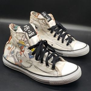 Dr Seuss The Cat in the Hat Converse